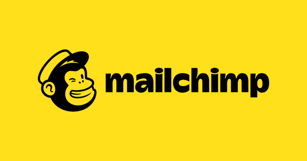Picture about How to collect email adresses with MailChimp from within your BioLinky page