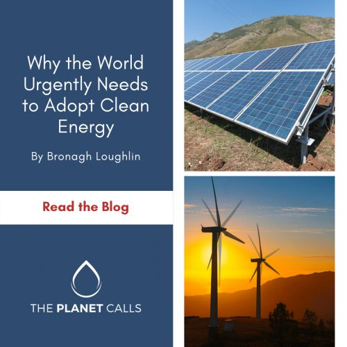 thumbnailimage of Blog: Why the World Urgently Needs to Adopt Clean Energy