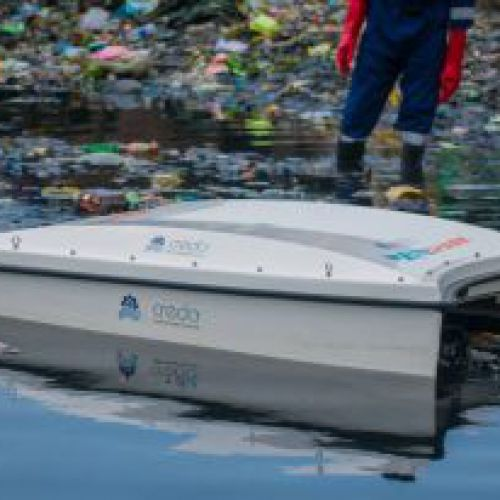 thumbnailimage of Press Release: First-Of-Its Kind Partnership to Address Plastic Pollution Crisis