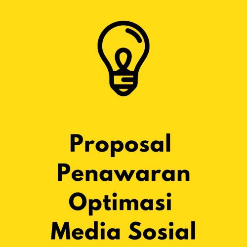 thumbnailimage of Proposal  Penawaran Optimasi  Media Sosial