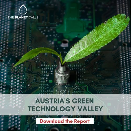 thumbnailimage of Report:  Austria's Green Technology Valley