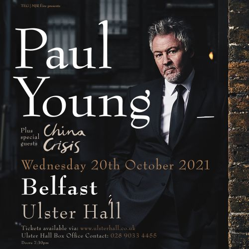 thumbnailimage of Ulster Hall, Belfast, 20th October 2021