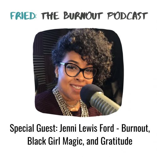thumbnailimage of Interview: Burnout, Black Girl Magic, and Gratitude